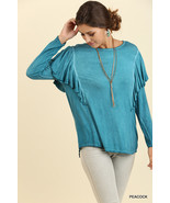 Umgee Long Sleeve Top - $29.99