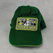 Gap Kids Green Lucky Dog Hat Baseball Cap Size L/XL - $10.88