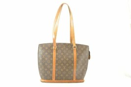LOUIS VUITTON Monogram Babylone Tote Bag M51102 LV Auth cr257 - $298.00