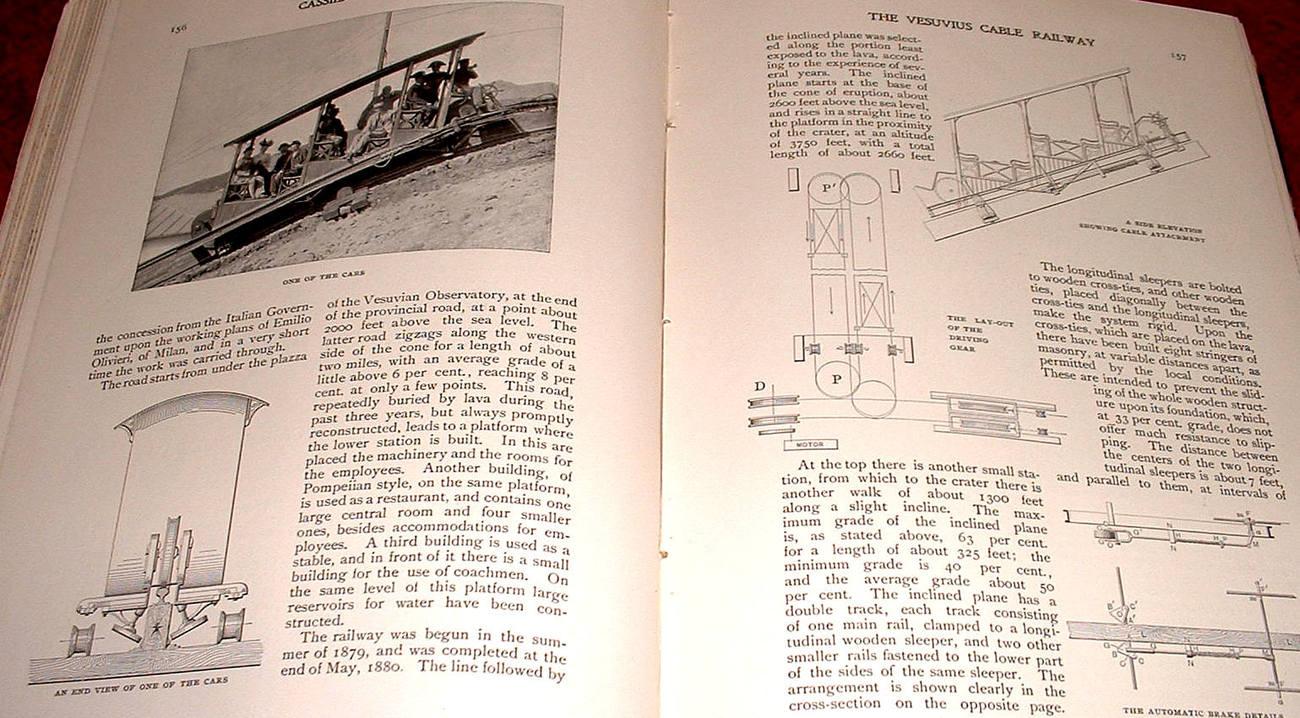 6 Cassiers Magazine Engineering Bound 1898-99 Mining Railroad Ships Locomotives