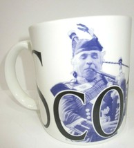 Large 2002 Starbuck's SCOTLAND Mug City Collector Series 20 oz. Made in England - $11.30