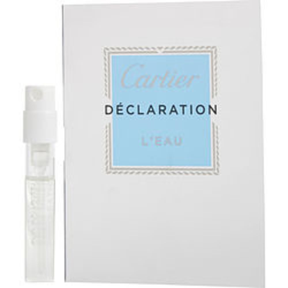 Primary image for DECLARATION LEAU by Cartier - Type: Fragrances