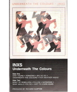 Underneath the Colours Inxs - $3.00