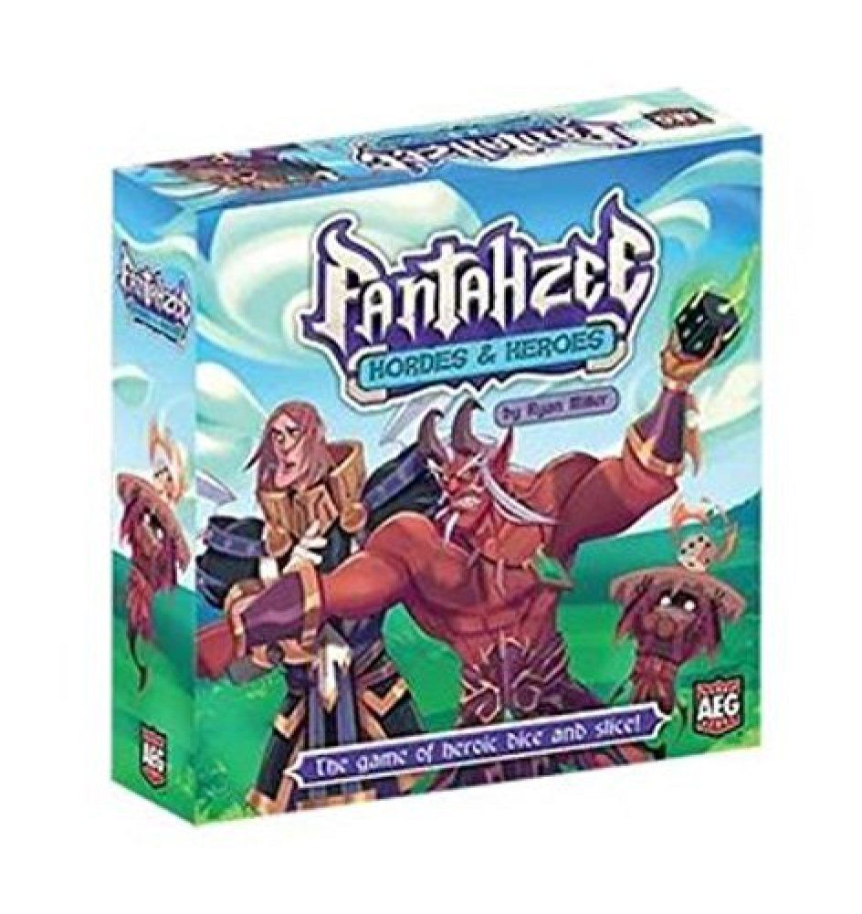 Fantahzee Hordes & Heroes Board Game [New]