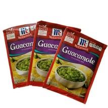 McCormick Guacamole Seasoning Mix 1 oz 3 Packs - $9.99