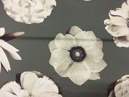 Iman Home Foto Fleur Floral Print Multi-Purpose Cotton Fabric 1.75 yards... - $20.95