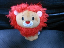 "Hallmark Itty Bitty's ""Little Lionheart"" 2017 USED Valentine  Day Plush ... - $9.85"