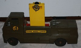 NY LINT GUIDED MISSILE CARRIER VINTAGE NYLINT N-2800 TOY COLLECTABLE ARM... - $93.49
