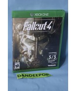 Fallout 4 (Microsoft Xbox One, 2015) Video Game - $9.89