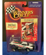 WINNERS CIRCLE 1993 CHAMPIONSHIP CASTROL GTX OLDS JOHN FORCE LIFETIME SE... - $4.70
