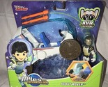 Disney Junior MILES from Tomorrowland SCOUT ROVER Launches Flash Beams TOMY