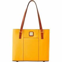 Dooney & Bourke Lexington Small Shopper Shoulder Bag Marigold
