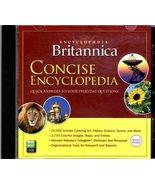 Britannica Encyclopedia - PC Software - $4.00