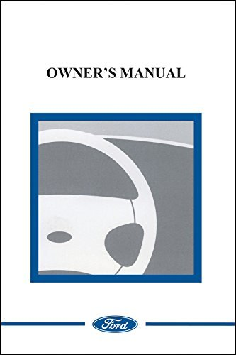 ford explorer owners manual guide book paperback