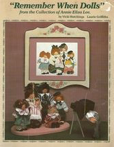 Remember When Dolls Tole Painting Book Patterns - $6.99