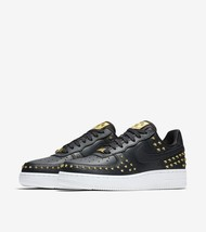 NIB*Nike*Air Force 1 XX Star Studded Sneaker*Black*6-12 half - $170.00