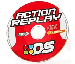 Action Replay Code Manager CD Rom Software Data Disc for AR DS / DS Lite... - $29.99