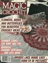 Magic Crochet Magazine April 1987 No. 47 - $6.99