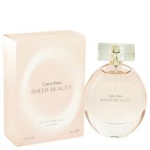 Sheer Beauty by Calvin Klein Eau De Toilette  1.7 oz, Women - $20.61
