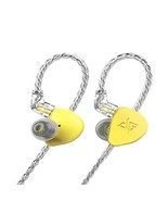 OKCSC F300 in Ear Monitor Dynamic Driver HiFi Earphone,Noise Canceling E... - $39.95