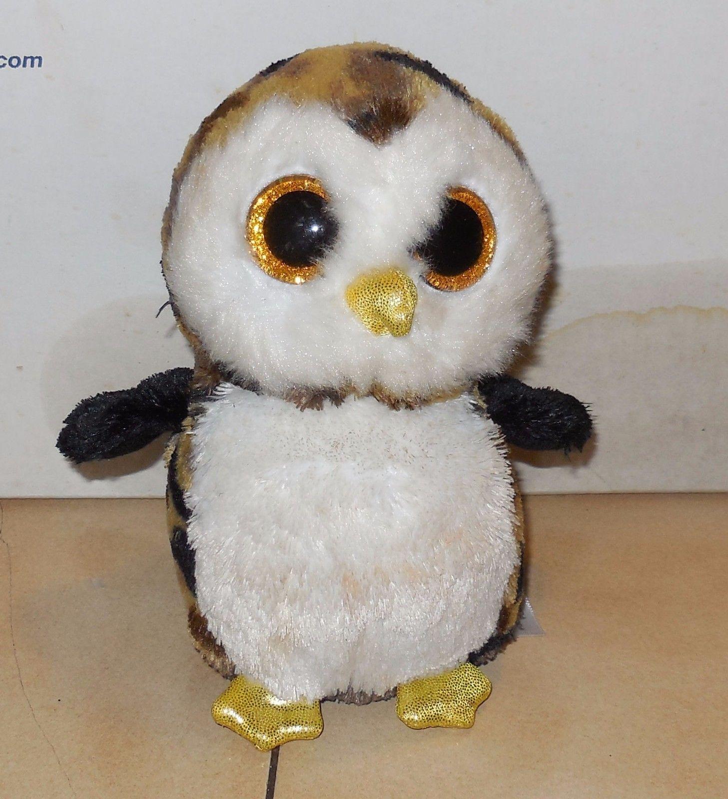 c40b8abdce1 TY Owler the Owl Beanie Baby Bird plush toy and similar items