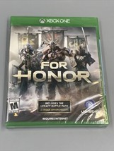 Brand New! Sealed! For Honor (Microsoft Xbox One, 2017) - $12.00