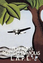 LAPE - Spanish Postal Airlines - Art Print - $19.99+