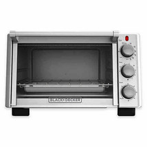 Black + Decker 6-Slice Convection Toaster Oven - $49.49