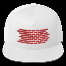 brick by brickhat / brick by brickFlat Bill Cap image 5