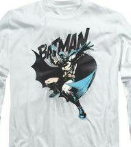 Batman DC Comics Superhero long sleeve graphic t-shirt BM2417 image 3