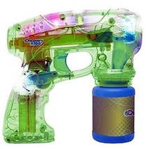 Discovery Kids Light-Up Automatic Bubble Blower