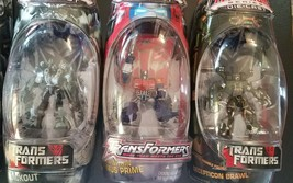 Transformers Diecast Figures Lot of 9 - $145.49