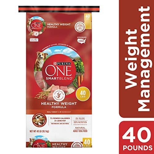 Primary image for Purina ONE Weight Management, Natural Dry Dog Food, SmartBlend Healthy Weight Fo