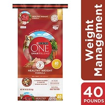 Purina ONE Weight Management, Natural Dry Dog Food, SmartBlend Healthy W... - $57.88