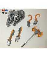 BOKU BK-01 Upgrade Kit Weapons Set W/ LED Light for Optimus Prime Leader... - $59.99
