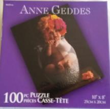 Anne Geddes 100 piece puzzle Baby In Vase - $5.00