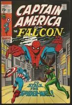 Captain America #137 Marvel Comics 1stPrint& Marvel Comics Series 1971 Spiderman - $34.65