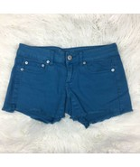 American Eagle Women's Size 6 Blue Shorts  - $16.81