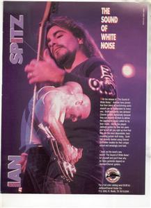 1994 anthrax danny spitz scott ian charvel guitar ad