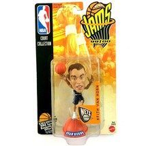 Keith Van Horn 1999-00 NBA Jams Figure From Mattel Video Game Based Nets - $6.88