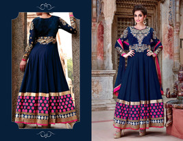 Exclusive-Designer-Anarkali--Dress3 - $95.99