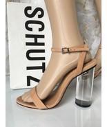 SCHUTZ Women's Valencia - Beige Nubuck - $86.13