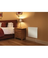 Energy Efficient Wall Panel Electric Convection Space Eco Heater White P... - $135.99