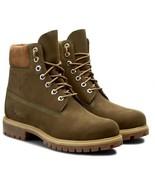 Timberland 15.2cm Premium Hombre Botas Zapatos de Piel Nobuk - A17XP - $186.30