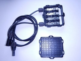 NEW + USED Solar Junction Boxes AMPHENOL,TYCO + YUKITA Closeout Deal gre... - €1,56 EUR+