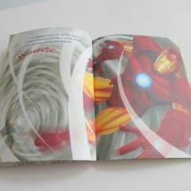 Marvel The Invincible Iron Man  Eye of the Dragon Little Golden Book Har... - $8.25