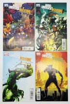 Marvel Universe vs Wolverine 1 2 3 4 Complete Set 1-4 Marvel Comic Book ... - $38.61