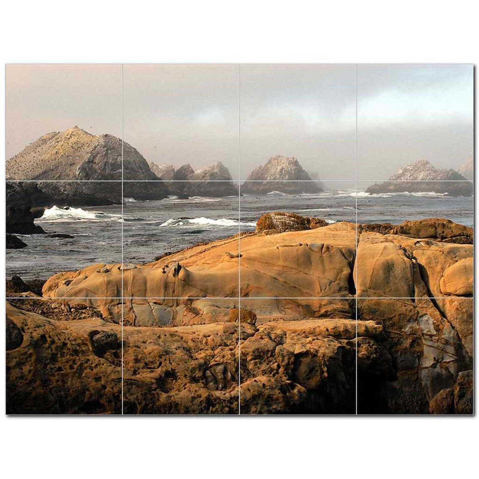 Primary image for Landscapes Nature.Npsh Ceramic Tile Mural Kitchen Backsplash Bathroom Shower BAZ