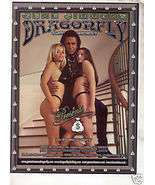 * KISS GENE SIMMONS DRAGONFLY CLOTHING AD - $7.99