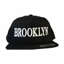 Brooklyn Brand New York SnapBack Black Hat - £26.66 GBP